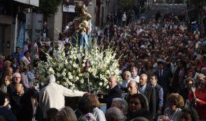 La ONCE dedica un cupón a María Auxiliadora